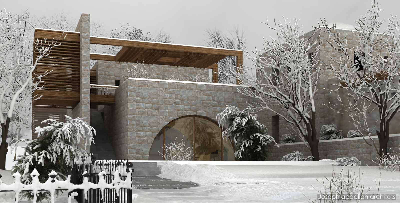 domaine-du-chene-lebanese-traditional-achitecture-joseph-abdallah-architects-villa2