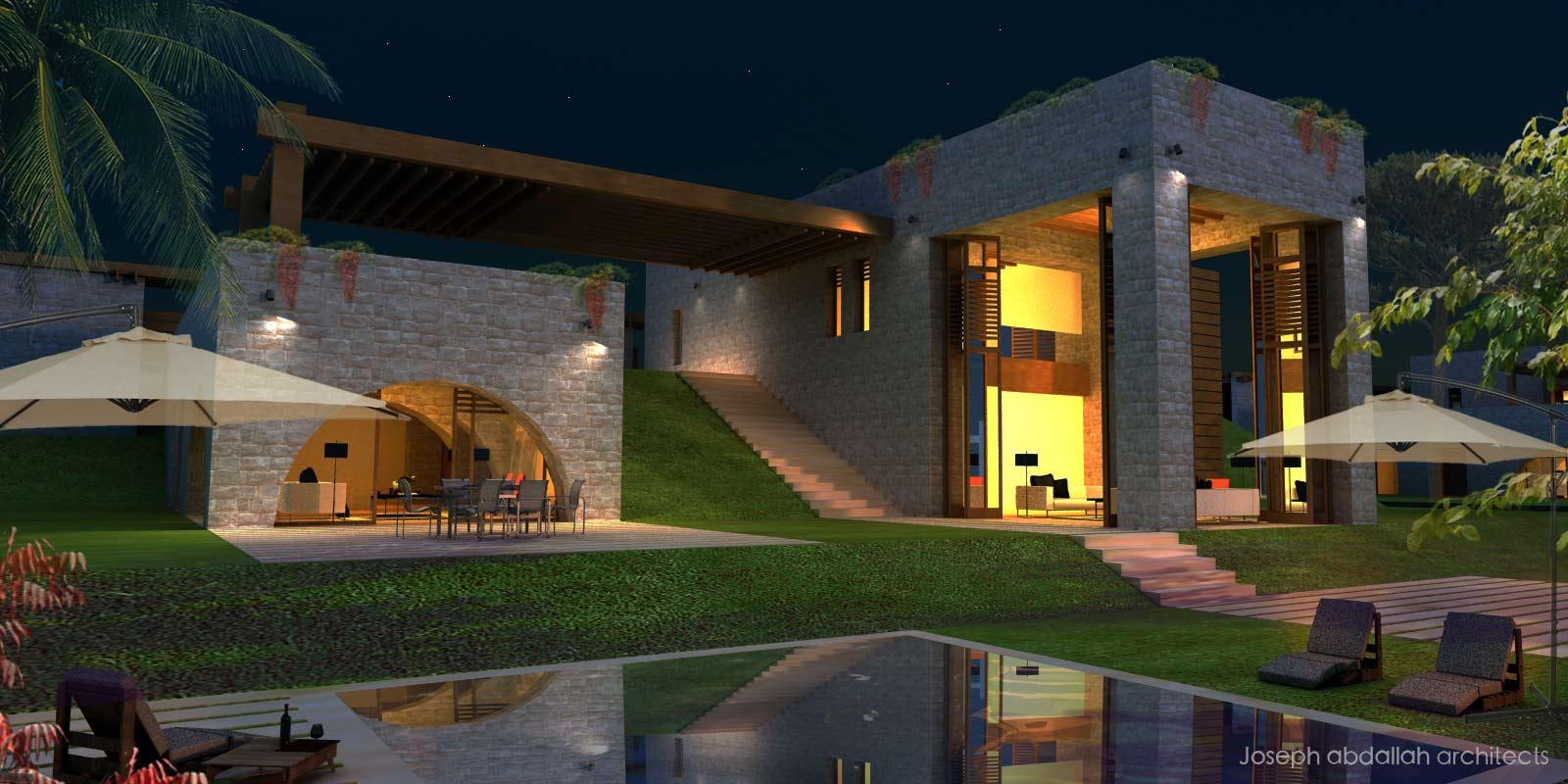 community-ajaltoun-villa-architecture-landscape-bnache-lebanon-joseph-abdallah-architects-2