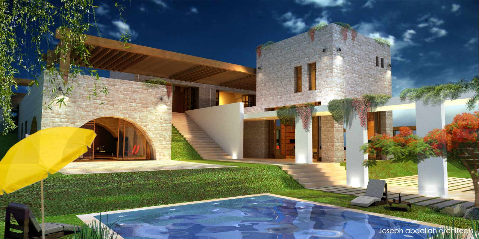 community-ajaltoun-villa-architecture-landscape-bnache-lebanon-joseph-abdallah-architects-3