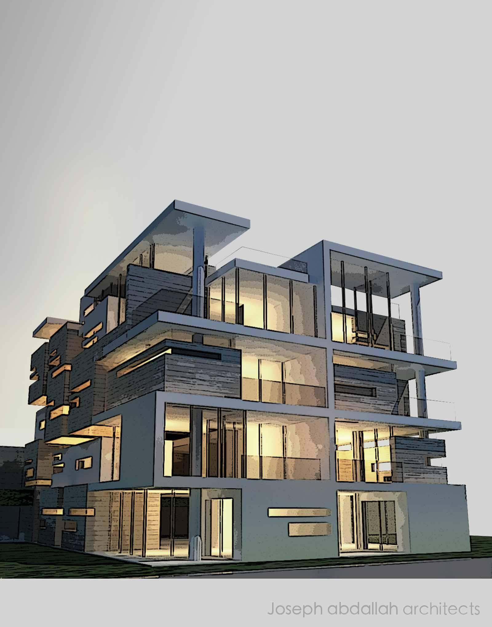 residence-building-modern-architecture-lebanon-joseph-abdallah-architects-3