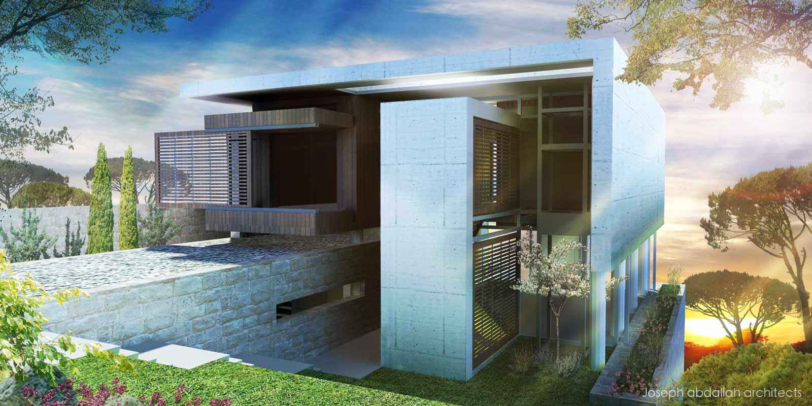 transparent-view-villa-modern-archiecture-joseph-abdallah-architects-1