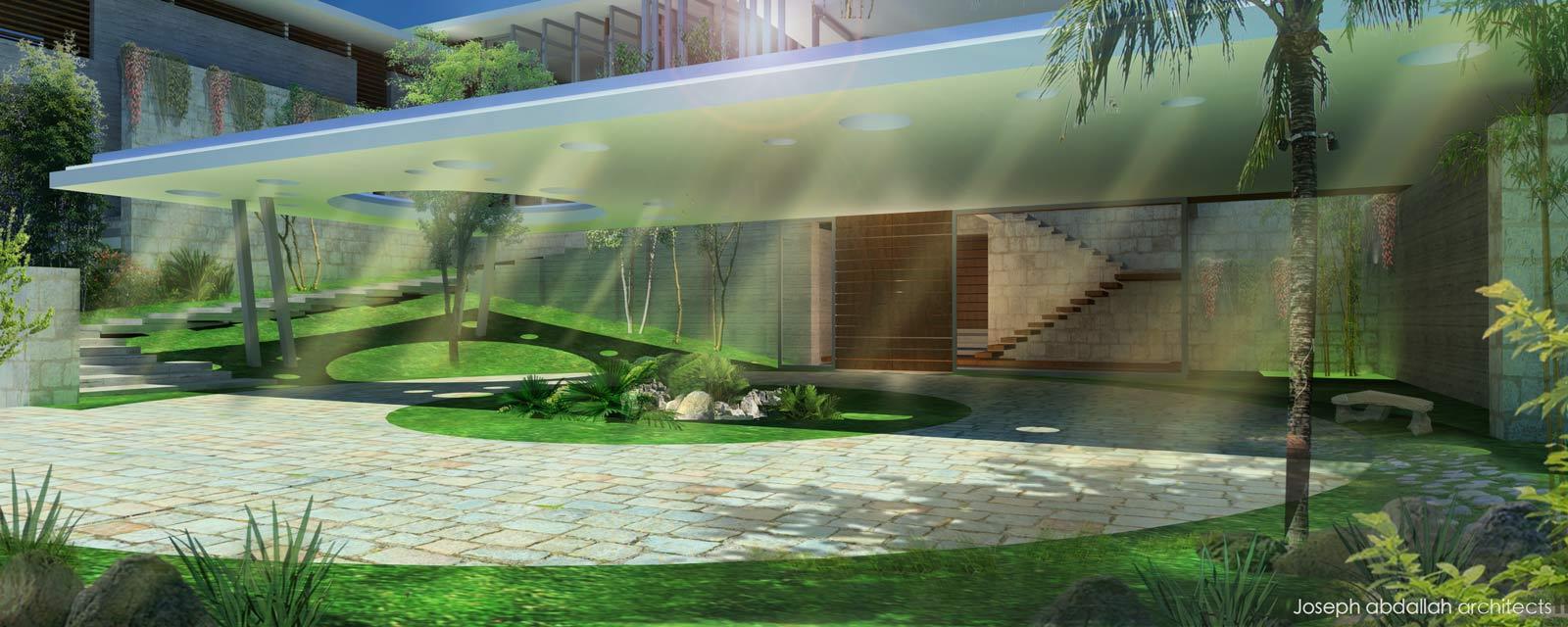 bakhos-nassif-mirror-pool-villa-lebanon-joseph-abdallah-architects-1