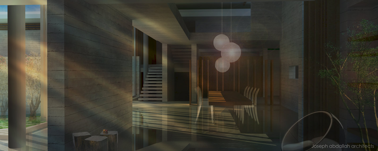 bakhos-nassif-mirror-pool-villa-lebanon-joseph-abdallah-architects-5