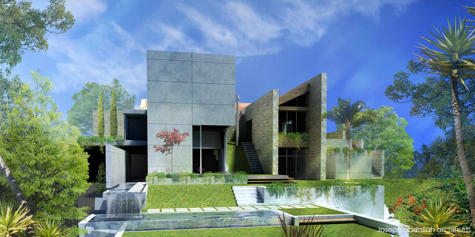 khoury-georges-villa-modern-archiecture-river-pool-joseph-abdallah-architects-1