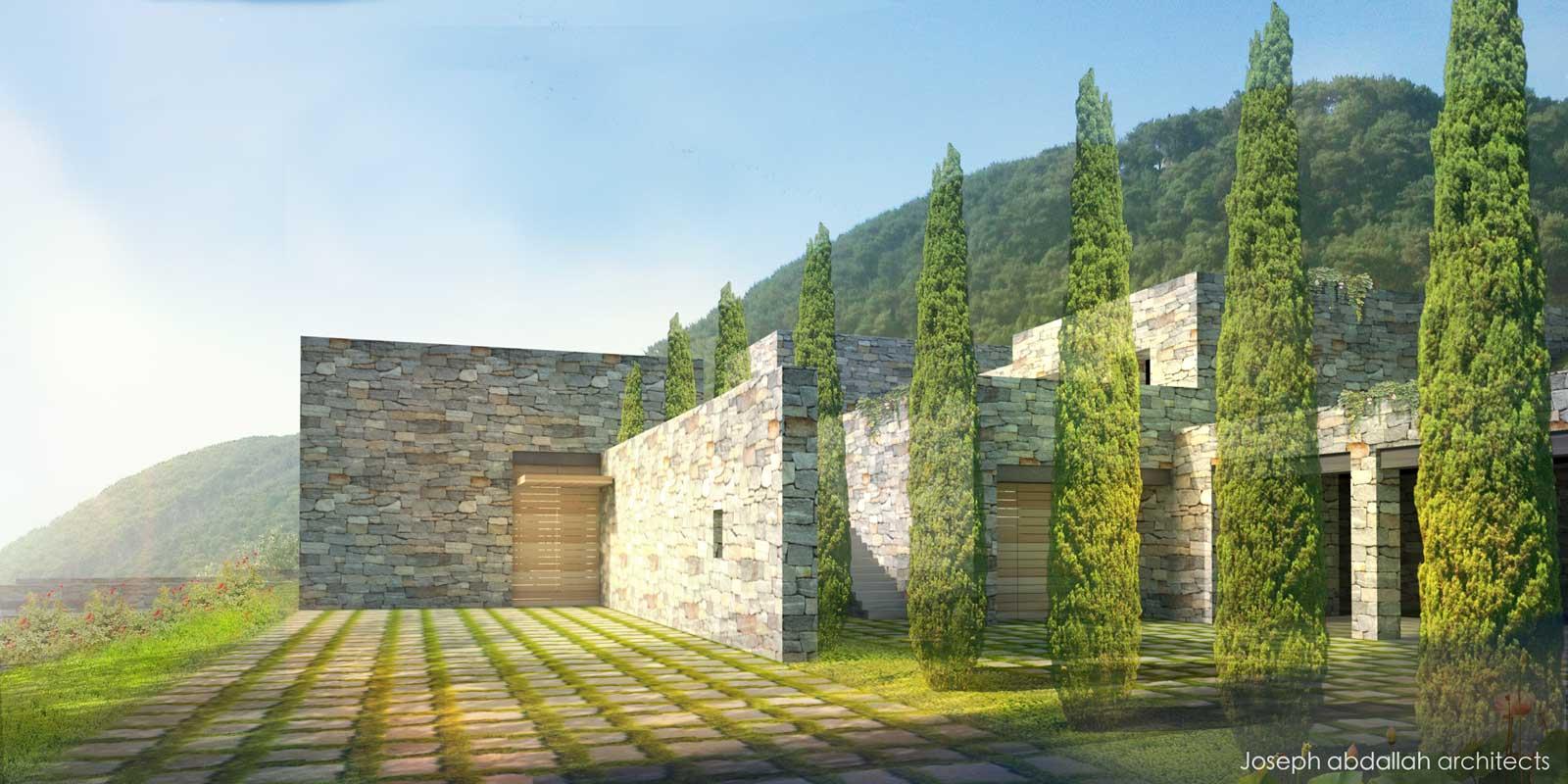ejbeh-domaine-architecture-villa-lebanon-joseph-abdallah-architects-1